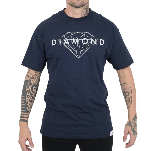 Camiseta Diamond Supply Brilliant