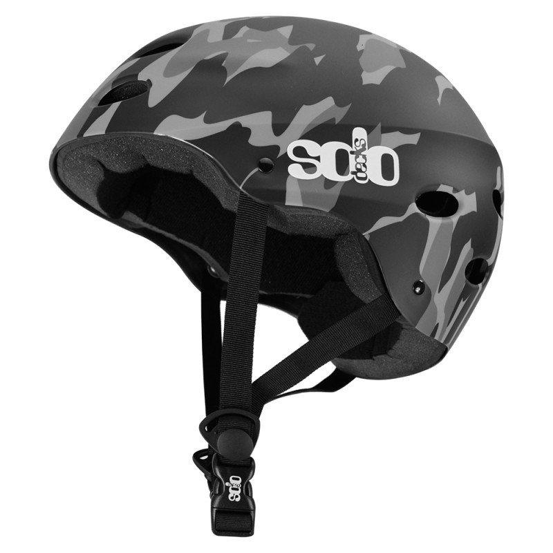 3f1727d9d39 capacete camuflado skate long patins bmx