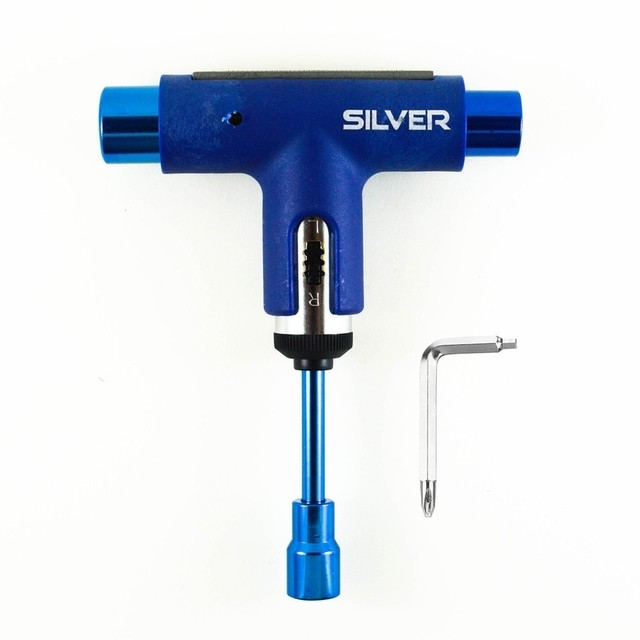 Chave Silver Spectrum Blue