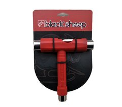 Chave Skate T Black Sheep Red