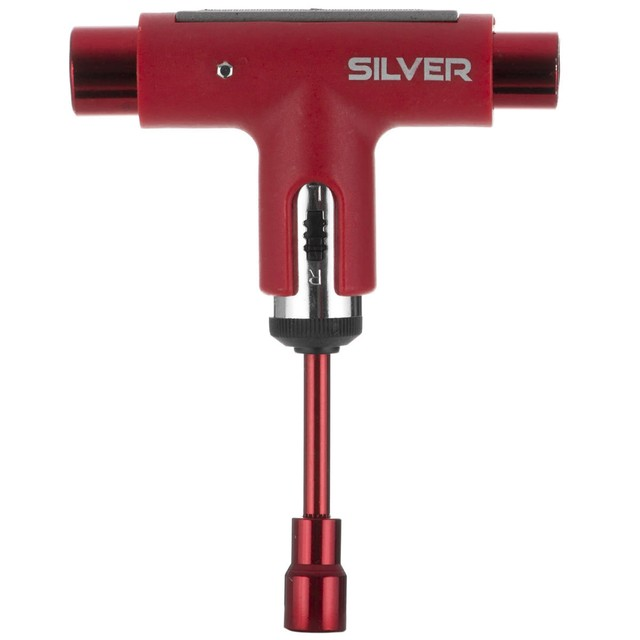 Chave Silver Spectrum Red