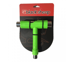 Chave Skate T Black Sheep Neon G
