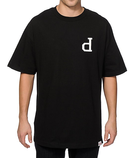Camiseta Diamond Heavyweights Black