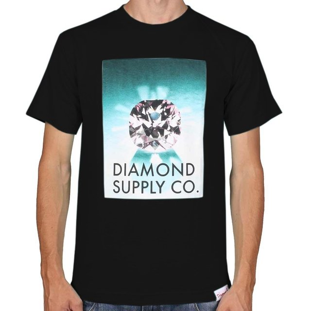 Camiseta Diamond Supply