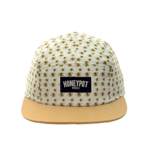 Boné Honeypot 5panel Bee