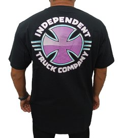 Camiseta Independent  Chrome