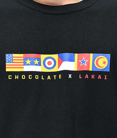 Camiseta Lakai x Chocolate Flags - comprar online
