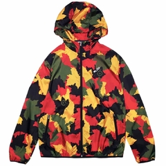 Jaqueta Lrg Leaf Red