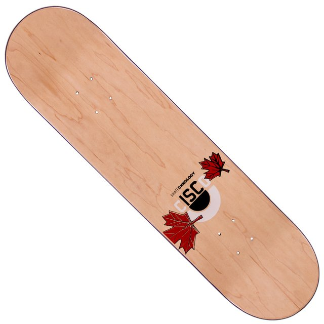 Shape Cisco  Maple No Olho 7.75'' - CB SKATE SHOP