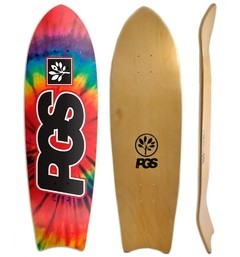 Shape PGS Old School Tie Dye FIsh