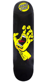 Shape Santa Cruz Screaming Metalic Blk 8.25''