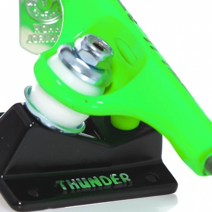 Truck Thunder FLUORO Low 129mm   - CB SKATE SHOP
