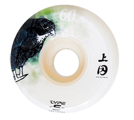 Roda Type-s Fast Animals UEDA 60MM*