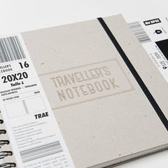 Travellers Book - L