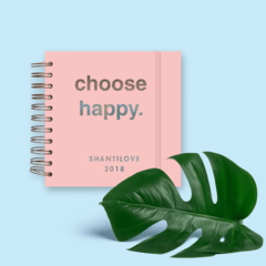 Imagen de Agenda 2018 - Choose Happy (Small)