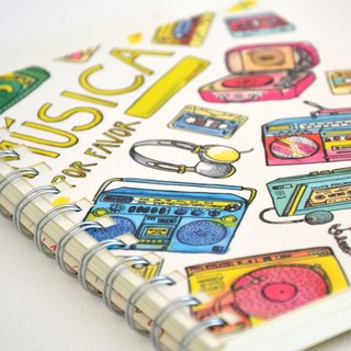 Cuaderno Pocket -