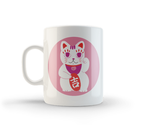 Taza - Lucky Cat - comprar online