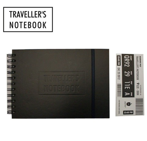 Travellers Book - M