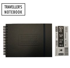 PROMO Travellers Book - M