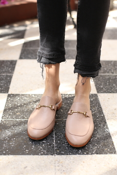 ZAPATO FLORENCE NUDE - Camelia Shoes
