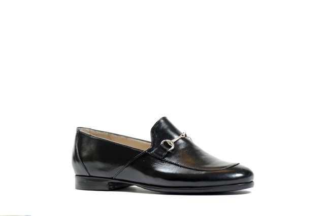 ZAPATO FLORENCE COMPLETO NEGRO - Camelia Shoes