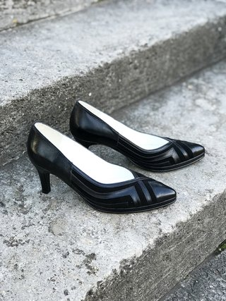 STILETTO ESCALENO 38 - Camelia Shoes