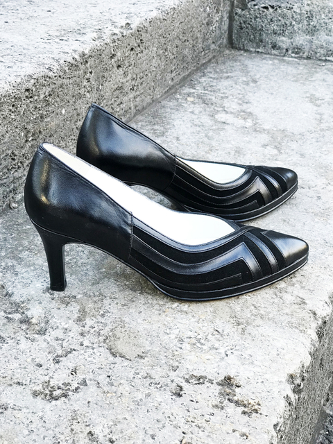 STILETTO ESCALENO 41