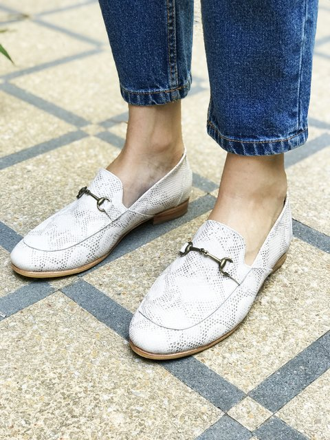 ZAPATO NEW FLORENCE ENTERO BLANCO