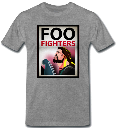 Foo Fighters - 5 - comprar online