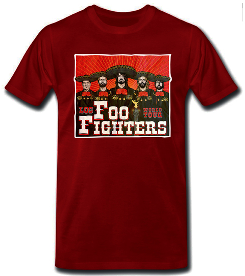 Foo Fighters - 7
