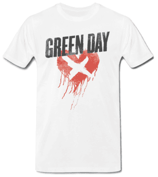 Green Day - 2 - comprar online