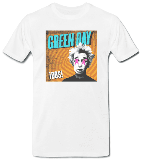 Green Day - 7 en internet