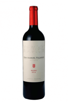Don Manuel Villafañe Estate Malbec