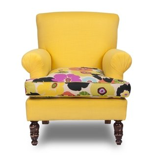Sillón Berger Mellow Yellow en internet