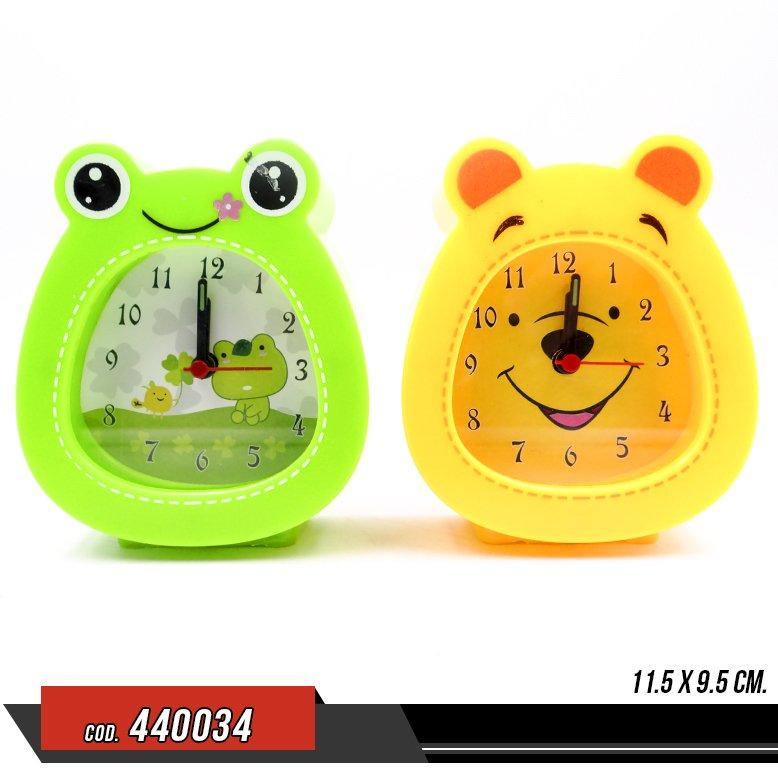 Reloj despertador infantil - Venta por unidad - 440034