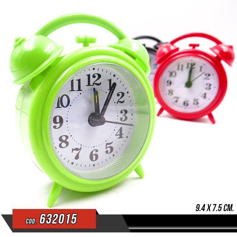 Mini Reloj despertador vintage - Venta por unidad - 632015