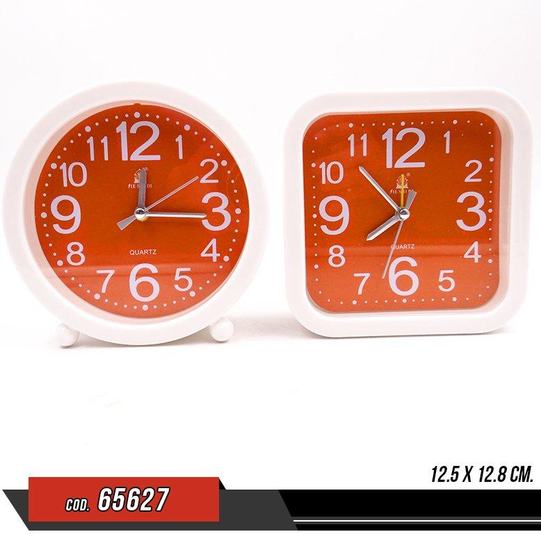 Reloj despertador retro - Venta por unidad - 65627