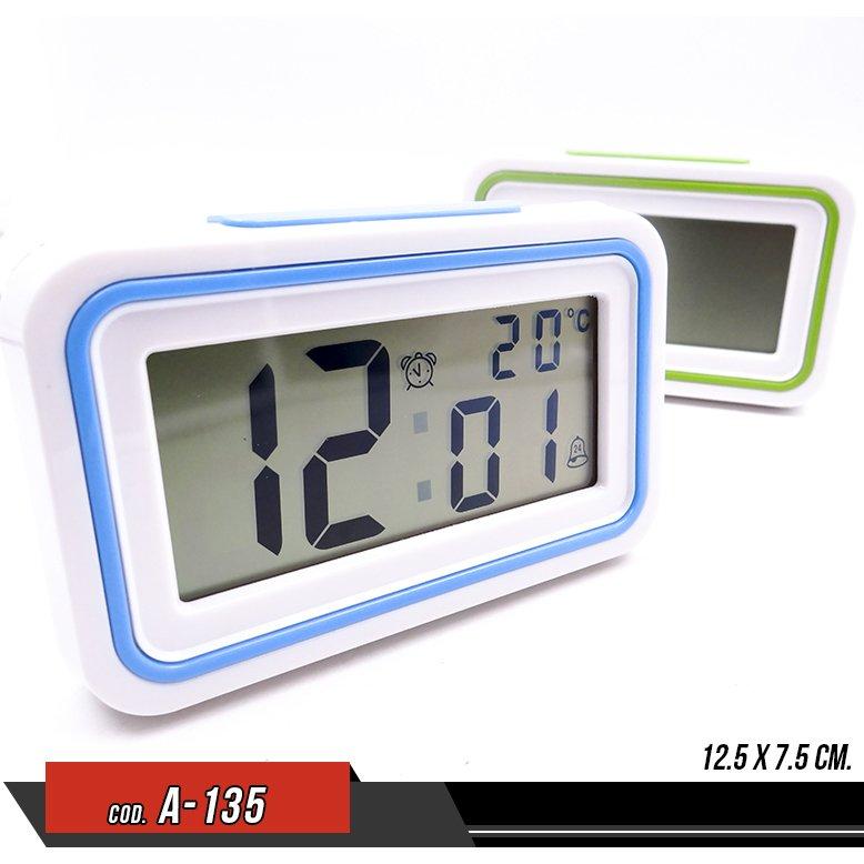 Reloj despertador retro Digital - Venta por unidad - A-135