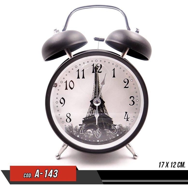 Reloj despertador vintage - Venta por unidad - A-143