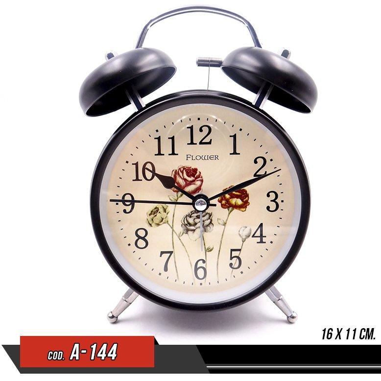 Reloj despertador vintage - Venta por unidad - A-144