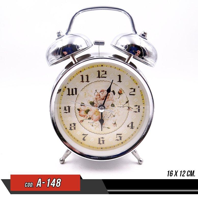 Reloj despertador vintage - Venta por unidad - A-148
