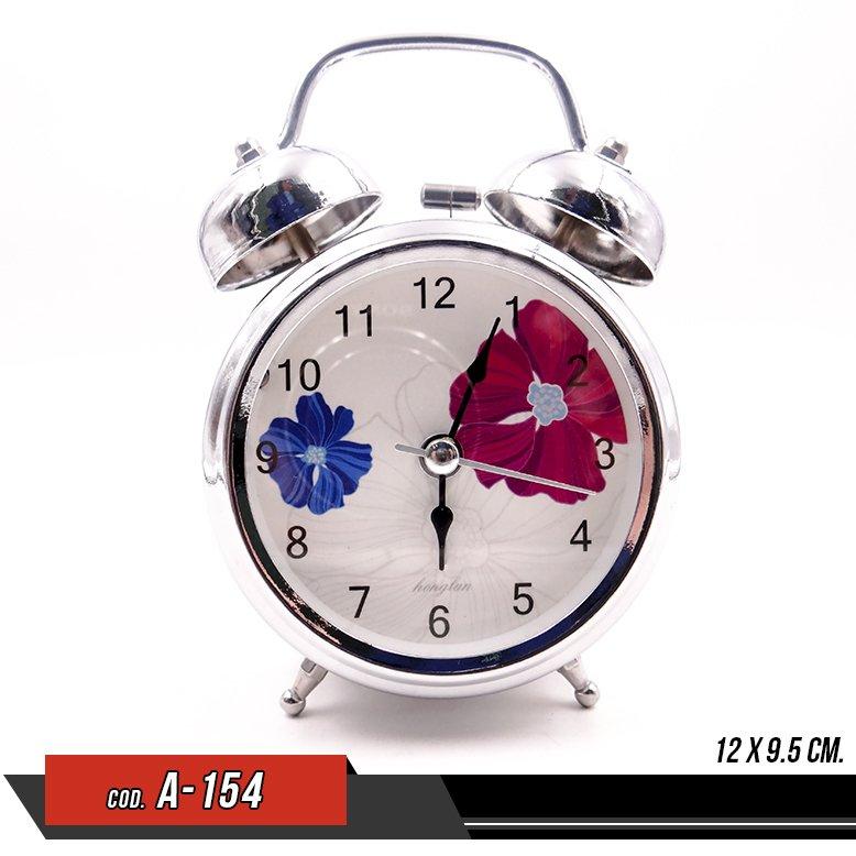 Reloj despertador vintage - Venta por unidad - A-154