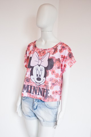 Camiseta Minnie [G]