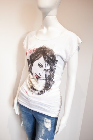 CAMISETA ESTAMPA GIRL [PP]