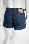 Shorts Jeans Escuro - Tam M