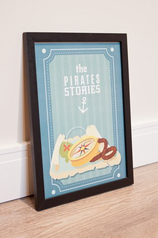 QUADRO PIRATES STORIES