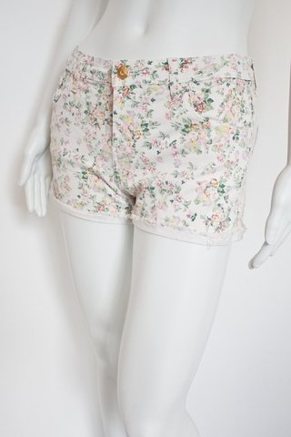 Shorts Floral - Tam PP