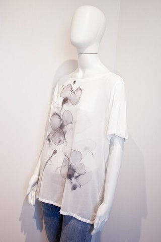 BLUSA ESTAMPA AQUARELA [GG]