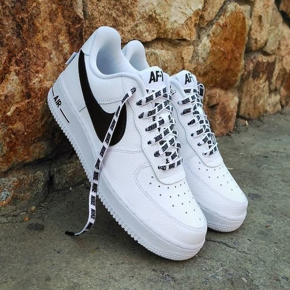 tout neuf 1b2c6 0f0d3 Nike Air Force One NBA White