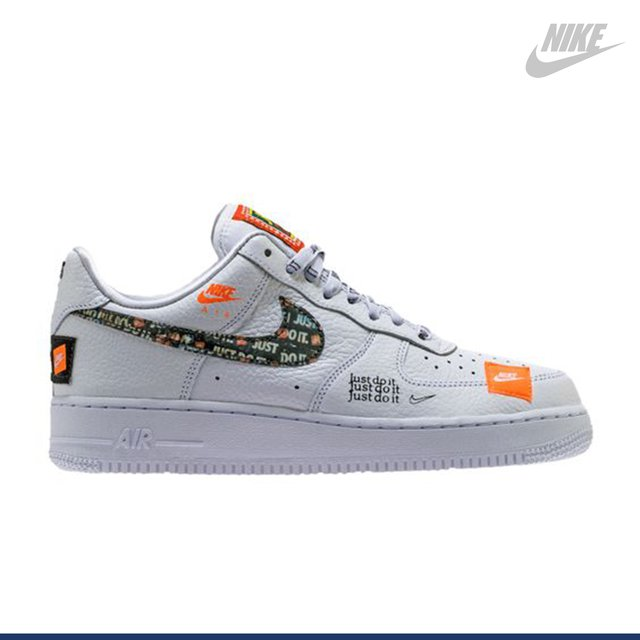 nike air force 1 naranjas just do it 63% descuento www